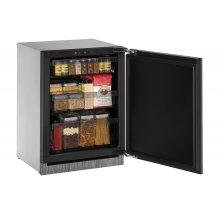 Modular 3000 Series 60 Cm Glass Door Refrigerator With Integrated Solid Finish and Field Reversible Door Swing (220-240 Volts / 50 Hz)