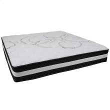 12 Inch Foam and Pocket Spring Mattress, King in a Box