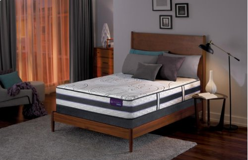 iComfort Hybrid - HB300S - SmartSupport - Cushion Firm - Queen