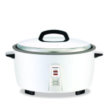 17 Cup Commercial Automatic Rice Cooker with Steam Basket - SR-GA321FH - White