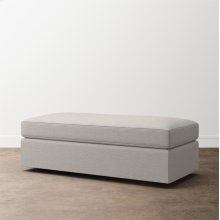 American Casual Wellington Storage Ottoman