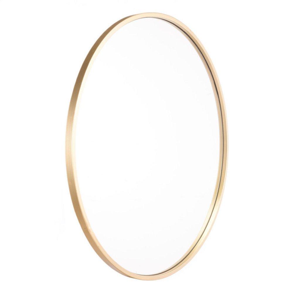Eye Gold Mirror