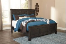 Tyler Creek - Black/Gray 3 Piece Bed Set (King)