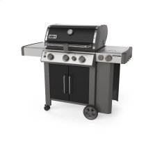 GENESIS II SE-335 Gas Grill Black Natural Gas