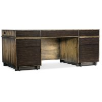 Home Office Crafted Executive Desk Product Image