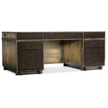 Home Office Crafted Executive Desk