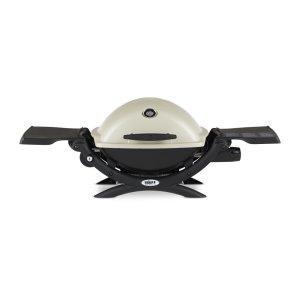 WeberQ™ 1200™ LP Gas Grill - Titanium
