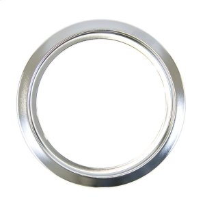 GE6 inch Chrome trim ring for Electric Range