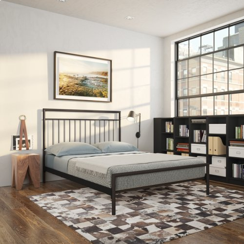 Meridien Regular Footboard Bed - Full