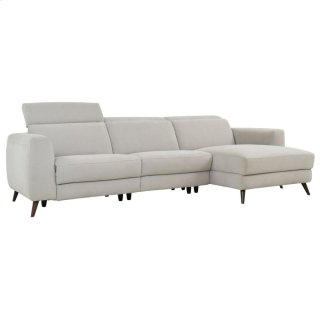 Getty Sectional w/ RAF Chaise