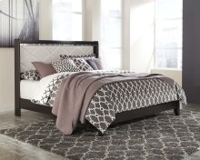Fancee - Black 2 Piece Bed Set (King)