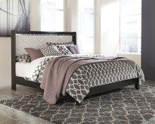 Fancee - Black 2 Piece Bed Set (King)