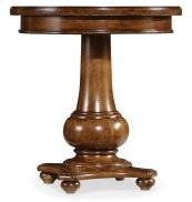 Living Room Tynecastle Round End Table