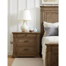 Portico Large Nightstand - Drift