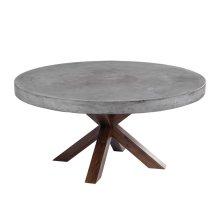 Warwick Dining Table - Grey