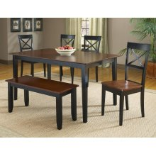Jaguar Casual Dining Table