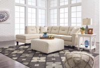 Kirwin Nuvella - Sand 2 Piece Sectional Product Image