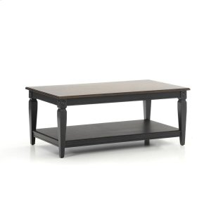 Intercon FurnitureGlennwood Coffee Table  Black & Charcoal