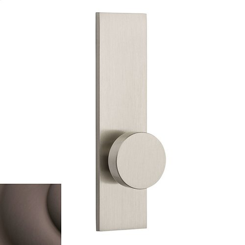 Venetian Bronze Contemporary K010 Knob Screen Door