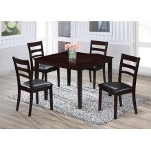 Jasper 5pc Dining Set