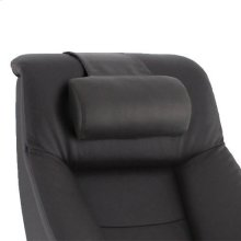 Mandal Cervical Pillow in Espresso Top Grain Leather