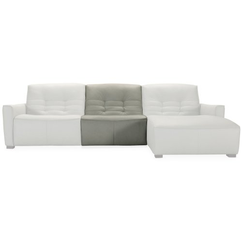 Living Room Reaux Armless Chair Component
