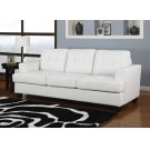 WHITE BND L. SOFA W/Q.SLEEPER Product Image