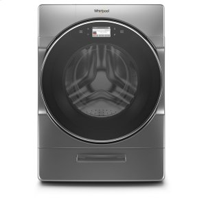 Whirlpool  5.0 cu. ft. Smart Front Load Washer with Load & Go XL Plus Dispenser