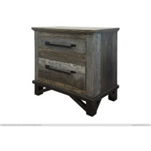 2 Drawer, Night Stand