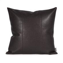 """16"""" x 16"""" Pillow Avanti Black"""
