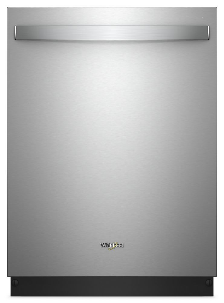 WhirlpoolStainless Steel Tub Dishwasher With Third Level Rack