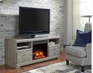 Parlau - Gray 2 Piece Entertainment Set Product Image