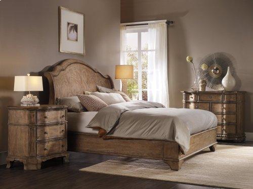 Bedroom Solana Three-Drawer Bachelors Chest