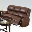 BROWN SOFA W/MOTION Product Image