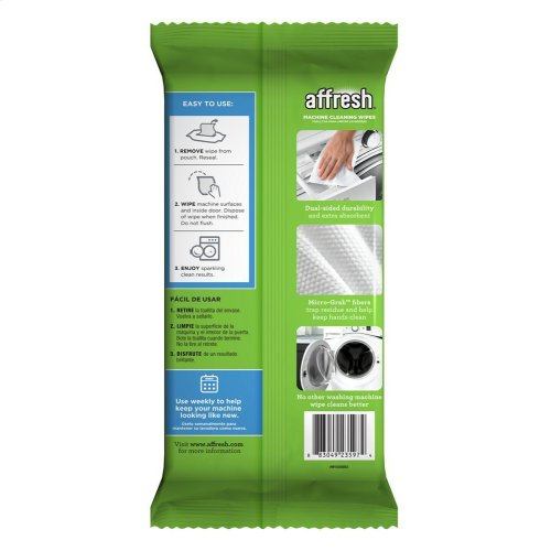 Machine Cleaning Wipes - 24 Count