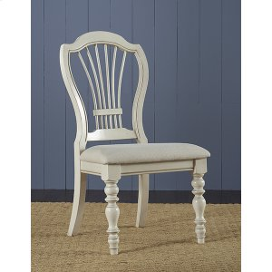 Hillsdale FurniturePine Island Wheat Back Side Chair - Set of 2
