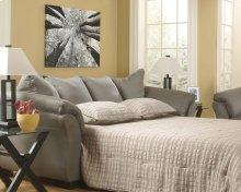 7500536 Darcy Cobblestone Full Sofa Sleeper