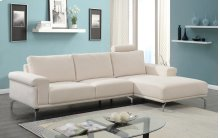 Jackson Beige Sectional