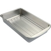 Stainless Steel Slide-Out Bin