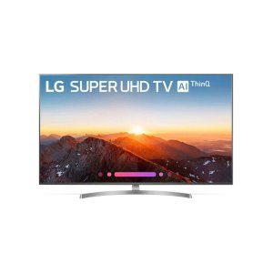 LG AppliancesSK8000PUA 4K HDR Smart LED SUPER UHD TV w/ AI ThinQ® - 65'' Class (64.5'' Diag)