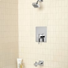 Times Square Bath/ Shower Trim Kit  American Standard - Polished Chrome