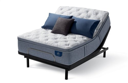 Bellagio At Home - Luxe Hybrid - Dolce Sonno - Plush - Pillow Top - Cal King