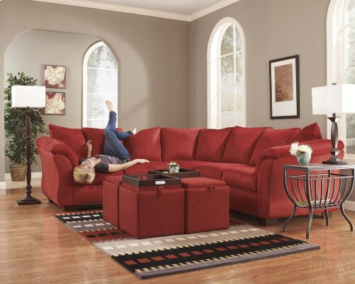 Darcy - Salsa 2 Piece Sectional