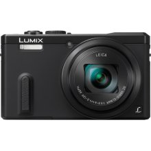LUMIX DMC-ZS40 30X Super Zoom 18.1mp Travel Digital Camera - Black