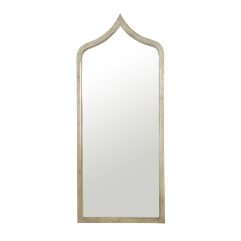 Leaf Iron Moroccan Mirror Extra Long.