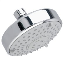 Multifunction Rain Showerhead - Polished Chrome