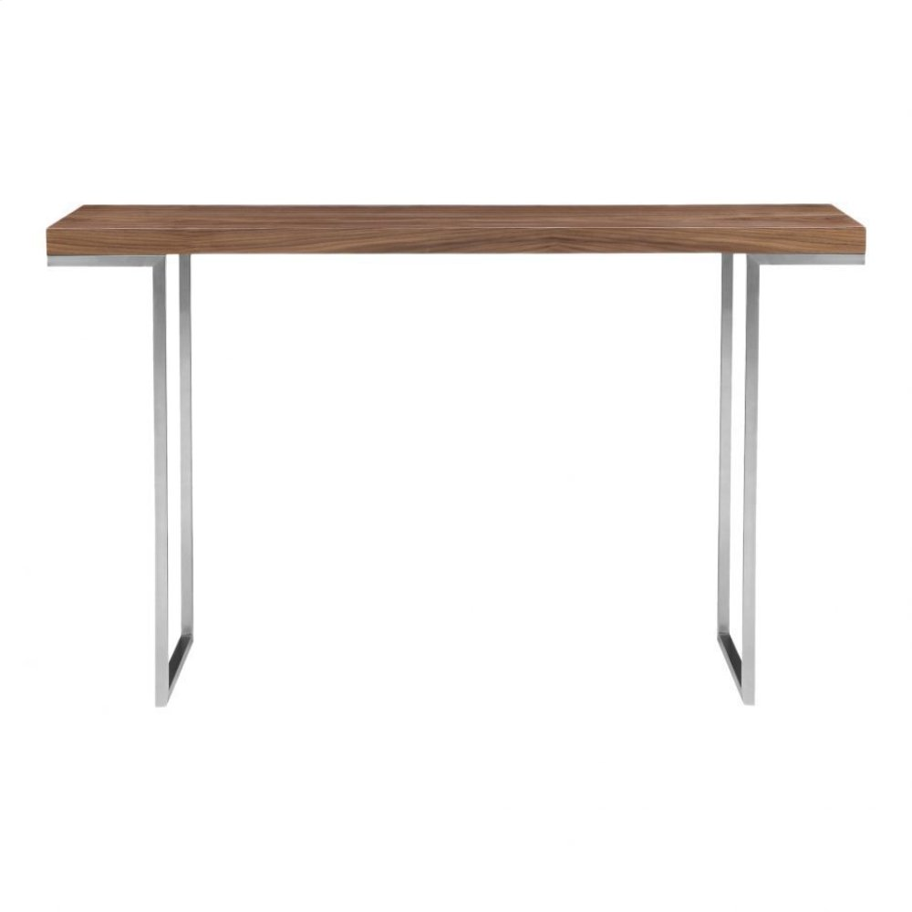 Repetir Console Table Walnut