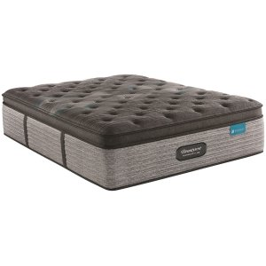 SimmonsBeautyrest - Harmony Lux - Diamond Series - Ultra Plush - Pillow Top - Cal King