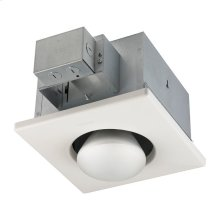 One-Bulb Heater, 250W BR40 Infrared Bulb, Not Type IC