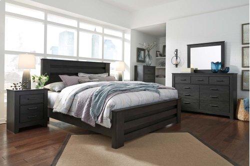 Brinxton - Black 3 Piece Bed Set (King)